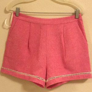 NWOT dress shorts size M